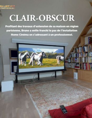 Home cinema in the Ile-de-France - Audire