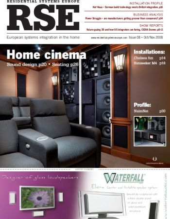 Market Sector : Home cinema - Audire