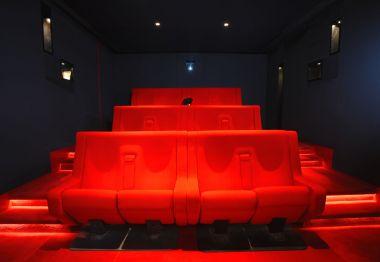 Home cinema in Brussels - Audire