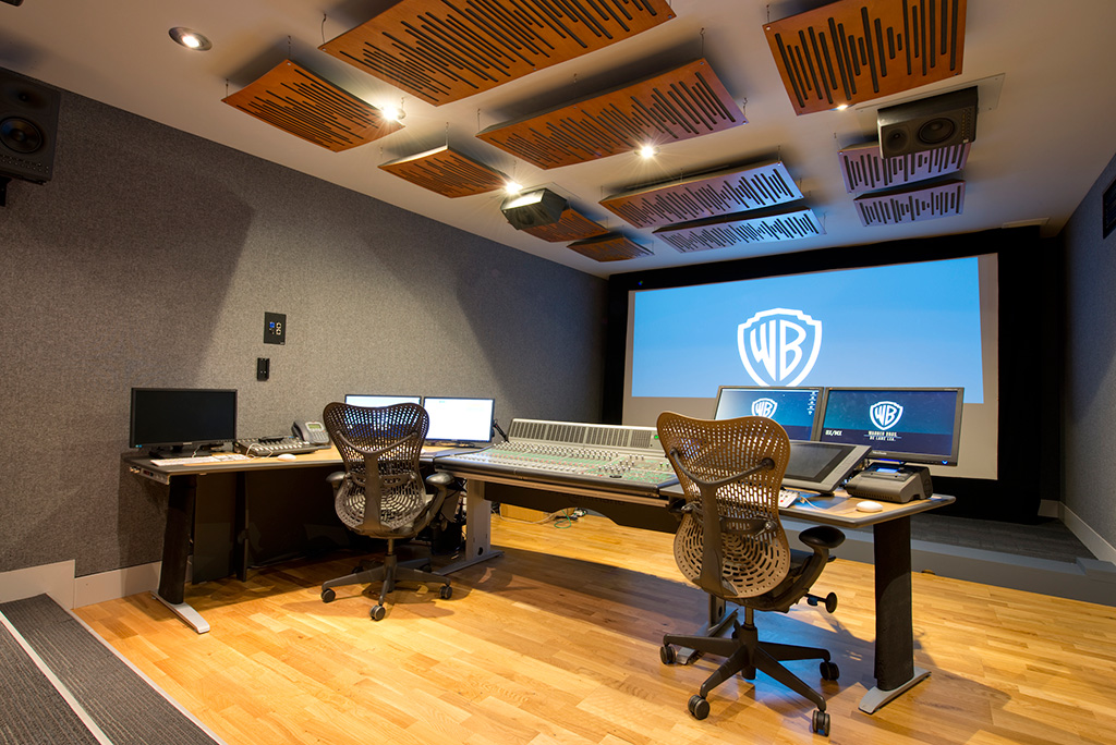 Post-production studio Georges Lucas